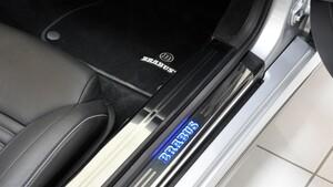 Накладки на пороги Brabus для Mercedes SL R231