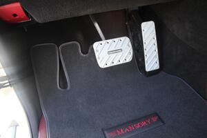 Накладки на педали Mansory для Mercedes S-Class Coupe
