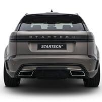Накладка заднего бампера Startech для Range Rover Velar
