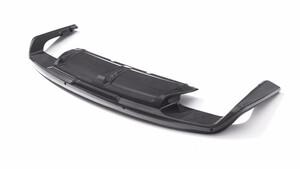 Карбоновый диффузор для Bentley Bentayga