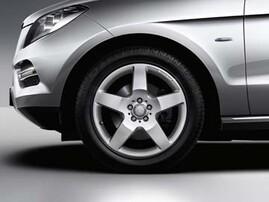 19'' Литой диск AMG для Mercedes ML W166