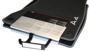 Передние коврики Premium для Audi A4 B9