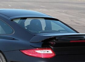 Задний спойлер на крышу Techart для Porsche 991