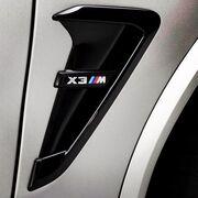 Вставки в крылья X3M для BMW X3 G01
