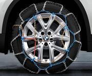 Цепи противоскольжения Comfort для BMW