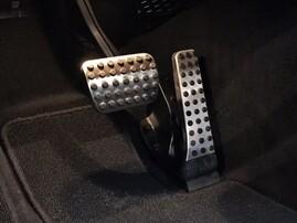 Накладки на педали для Mercedes GLC