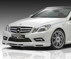 Накладка переднего бампера Piecha Design для Mercedes E-Class Coupe C207