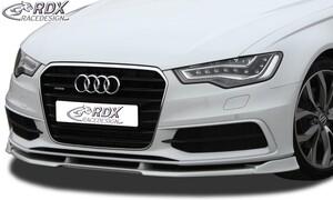 Накладка переднего бампера RDX для Audi A6/S6 C7