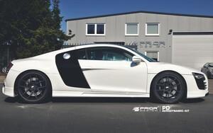 Пороги Prior Design для Audi R8