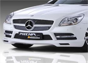 Накладка переднего бампера Piecha Design для Mercedes SLK R172