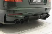 Карбон в задний бампер Startech для Bentley Bentayga