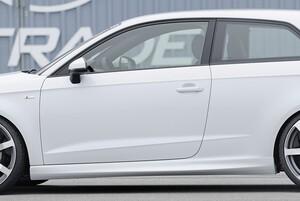 Пороги Rieger для Audi A3 8V Sportback