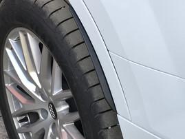 Расширители арок для Audi Q7 4M
