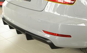 Диффузор Rieger для Audi A3 8V