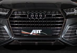 Карбоновая решетка радиатора ABT для Audi Q7 4M