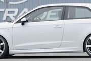 Пороги Rieger для Audi A3 8V