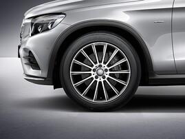 20'' Литой диск AMG для Mercedes GLC