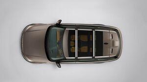 Багажник на крышу для Range Rover Velar