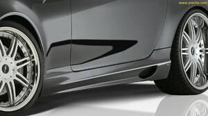Пороги Performance RS Piecha Design для Mercedes SLK R171