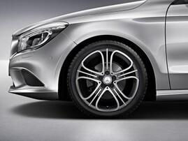 18'' Литой диск для Mercedes