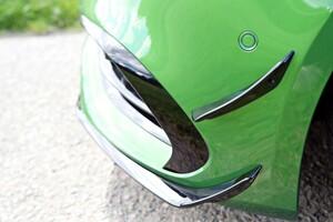 Элероны переднего бампера Edition 1 для Mercedes A45 AMG FL