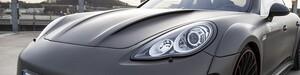 Капот Prior Design для Porsche Panamera 970