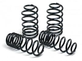Пружины с занижением H&R для Mercedes C220-C350 CDI S204