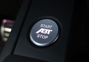 Кнопка Start-Stop ABT для Audi A4 A5 B9