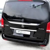 Хром накладка на багажник Schatz для Mercedes V-Class W447