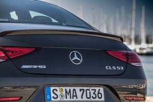 Спойлер AMG для Mercedes CLS C257