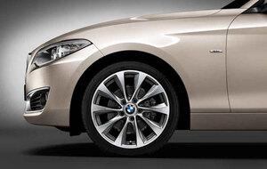Литой диск V-Spoke 387 Bicolor для BMW F22 2-серия