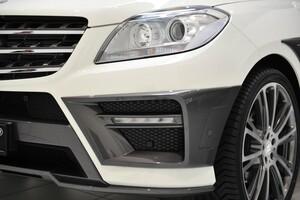 Накладки на воздуховоды Brabus для Mercedes ML W166