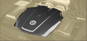 Крышка двигателя Mansory для Mercedes GT AMG