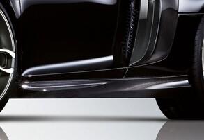 Пороги ABT для Audi R8 420 - 423