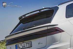 Нижний спойлер Lumma CLR 8S для Audi Q8 4M