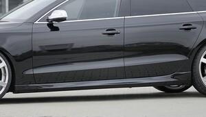 Пороги Rieger для Audi A5 Sportback B8