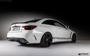 Обвес Prior Design PD850 Black Edition Widebody для Mercedes E-Class Coupe C207