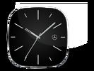 Настенные часы Mercedes Business
