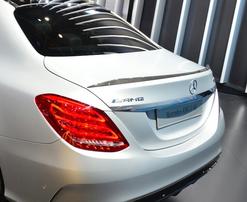 Карбоновый спойлер AMG для Mercedes C-Class W205