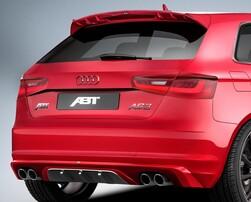 Спойлер ABT для Audi A3 8V