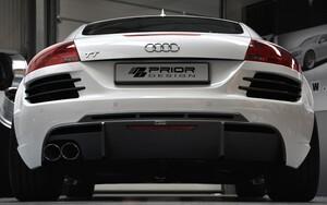 Задний бампер Prior Design для Audi TT 8J