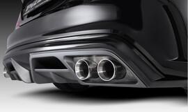 Система выхлопа Piecha Design для Mercedes CLA C117