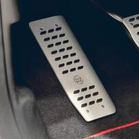 Площадка под левую ногу Startech для Range Rover Velar