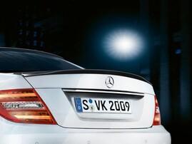 Спойлер Mercedes Sport для Mercedes C-class coupe C204