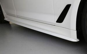 Накладки на пороги 3DDesign для BMW G30 5-серия