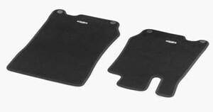 Велюровые коврики для Mercedes SL R230 с 04/08