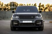 Передний бампер Startech для Range Rover Vogue до 2018 г.