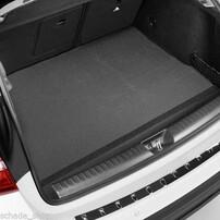 Двусторонний коврик в багажник для Mercedes GLA X156