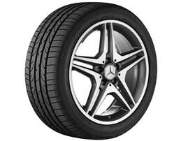18 Литой диск AMG для Mercedes