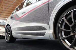 Пороги ABT для Audi Q3